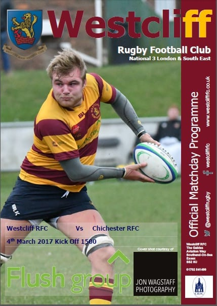 Rugby Football Club Photography